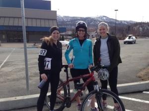 bikewomen